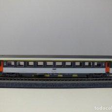 Trenes Escala: ROCO H0 COCHE DE VIAJEROS 1ª CLASE, EUROFIMA CORAIL, DE LA SNCF, REFERENCIA 4275S.. Lote 155848026