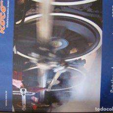 Trenes Escala: CATALOGO ROCO 2008. Lote 156523058