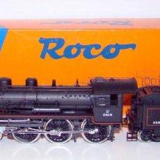 Trenes Escala: LOCOMOTORA DE VAPOR DE LA SNCF DE ROCO ESCALA HO REF:4125A. Lote 181314716