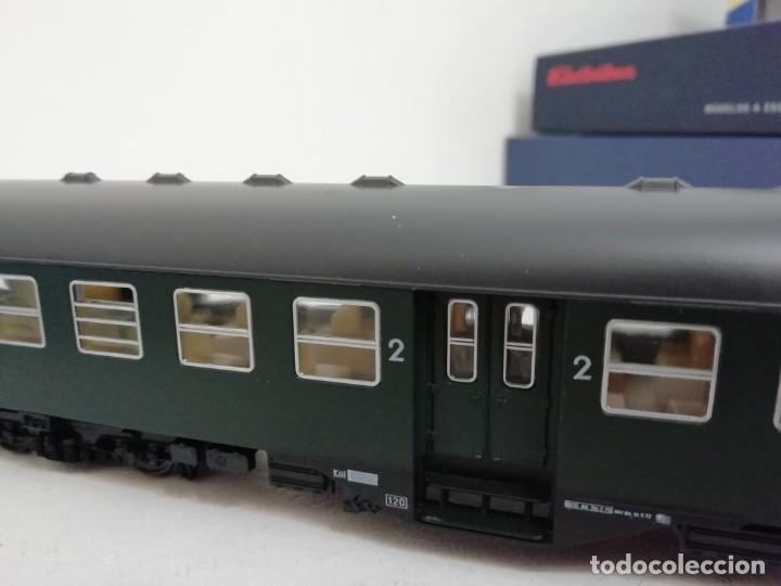 Trenes Escala: Roco H0 4250 Vagón Pasajeros Segunda Clase NUEVO a estrenar NEW OVP - Foto 3 - 157004018