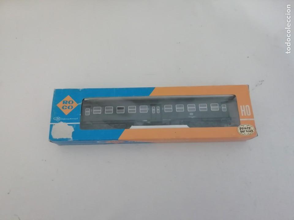 Trenes Escala: Roco H0 4250 Vagón Pasajeros Segunda Clase NUEVO a estrenar NEW OVP - Foto 6 - 157004018