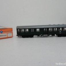Trenes Escala: ROCO H0 4254 VAGÓN PASAJEROS SEGUNDA CLASE DB NUEVO A ESTRENAR NEW OVP. Lote 157004650
