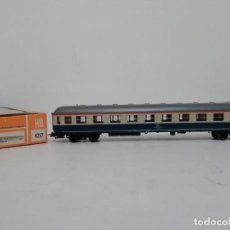 Trenes Escala: ROCO H0 4257 VAGÓN PASAJEROS SEGUNDA CLASE DB NUEVO A ESTRENAR NEW OVP. Lote 157931410