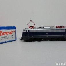 Trenes Escala: ROCO H0 63697 LOCOMOTORA ELÉCTRICA DIGITAL DB DSS E10 340 NUEVO A ESTRENAR NEW OVP. Lote 157932194