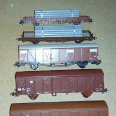 Trenes Escala: TREN ROCO DE MERCANCIAS. Lote 159506254