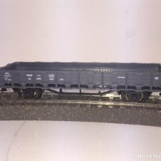 Trenes Escala: VAGÓN ROCO H0 47619 MERCANCÍAS TELERO (171). Lote 160734830