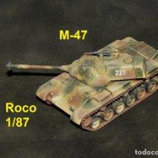Trenes Escala: M-47 ESPAÑOL, MIMETIZADO PENTÓMICO. Lote 164627266