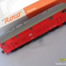 Trenes Escala: LOCOMOTORA ROCO. Lote 27477241