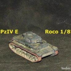 Trenes Escala: PZ-IV E, ROCO 1/87. Lote 171489957