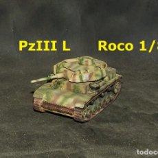 Trenes Escala: PZ-III L , ROCO 1/87. Lote 171490845