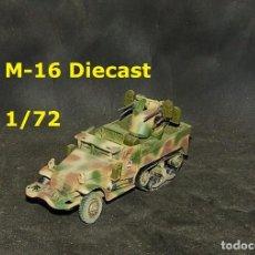 Trenes Escala: M-16 ESPAÑOL, DIECAST 1/72. Lote 171491337