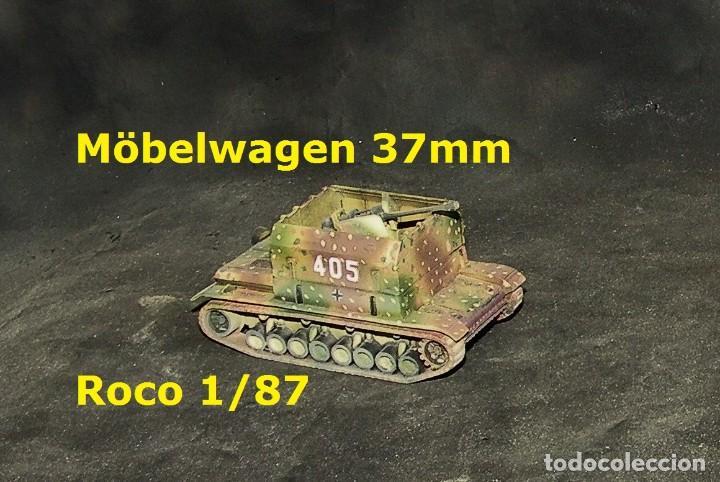 MÖBELWAGEN 37MM, ROCO 1/87 (Juguetes - Trenes a Escala H0 - Roco H0)