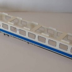 Trenes Escala: CARCASA VAGON RESTAURANTE RENFE R9-9908 ESCALA HO. Lote 205763058