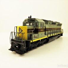 Trenes Escala: KATO LOCOMOTORA ERIE LACKAWANNA H0. Lote 177561259