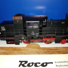 Trenes Escala: ROCO HO LOCOMOTORA VAPOR AUSTRIACA REF.63307 DIGITAL. Lote 177621815
