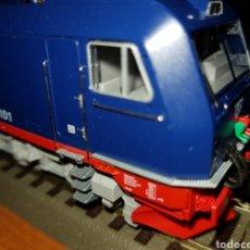 Trenes Escala: ROCO HO LOCOMOTORA ELECTRICA IORE 101 LKAB DIGITAL. Lote 177783219