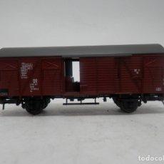 Trenes Escala: VAGÓN CERRADO ESCALA HO DE ROCO . Lote 177833915
