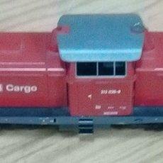Trenes Escala: TRACTOR DE MANIOBRAS DB DE ROCO . Lote 178342360