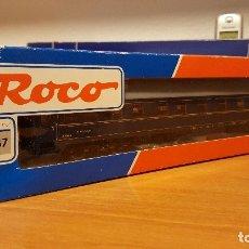 Trenes Escala: RENFE CIWL COCHE CAMAS ROCO UH ESCALA H0 NºREF.44844. Lote 178345592