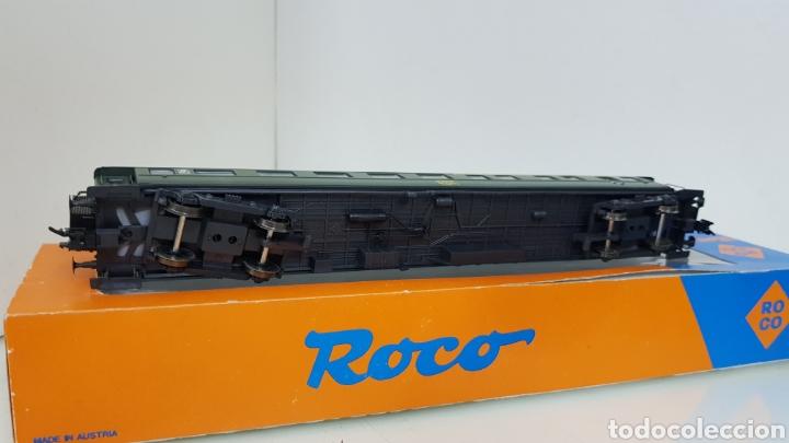 Trenes Escala: Roco 444633 vagón de la SNCF francesa segunda clase y primera 27 cm escala H0 corriente continua - Foto 7 - 180103136