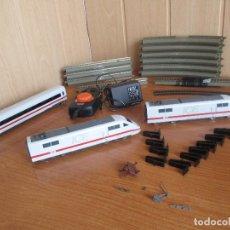Trenes Escala: CONJUNTO TREN ROCO H0 ICE DE LA DB. Lote 180249647