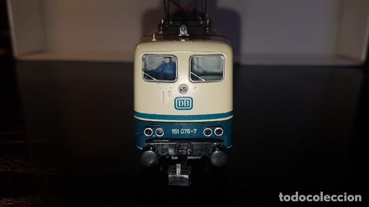 Trenes Escala: ROCO. Máquina DB. Referencia 4132 (BR 151) - Foto 7 - 135113618