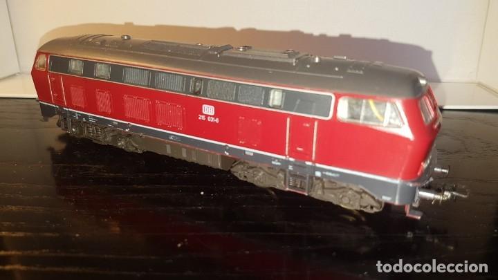 Trenes Escala: ROCO. Máquina DB. Referencia 4151 (V 215 DIESEL) - Foto 3 - 135113886