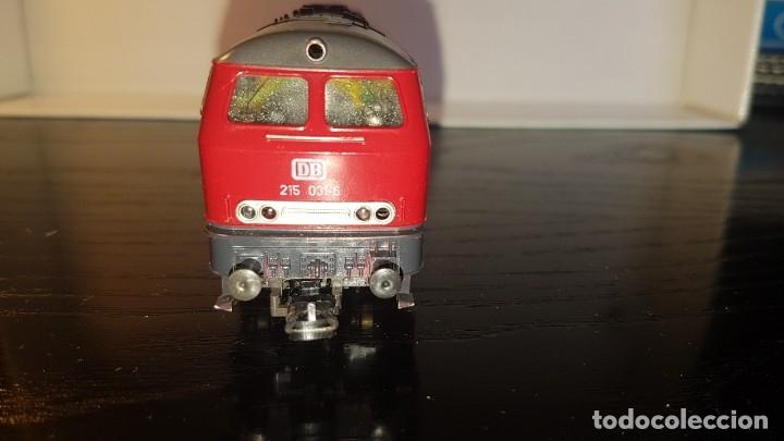 Trenes Escala: ROCO. Máquina DB. Referencia 4151 (V 215 DIESEL) - Foto 5 - 135113886