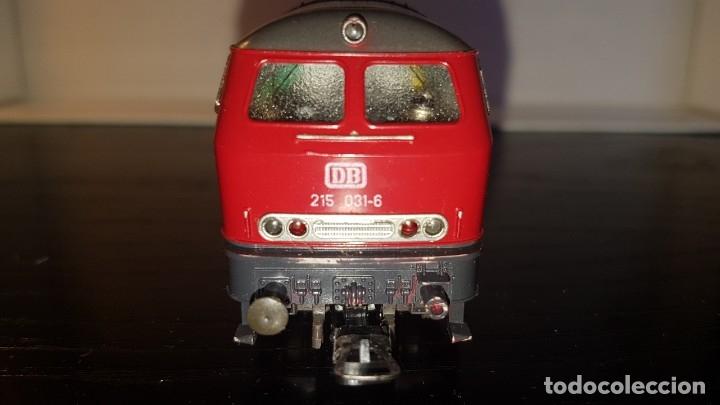 Trenes Escala: ROCO. Máquina DB. Referencia 4151 (V 215 DIESEL) - Foto 6 - 135113886