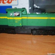 Trenes Escala: ROCO HO LOCOMOTORA DIESEL 305-040-8 RENFE DIGITAL. Lote 181621132