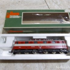 Trenes Escala: LOCOMOTORA LIMA. REF. 8048 L. LA DE LA FOTO, EN SU CAJA, SIN PROBAR.. Lote 182243693