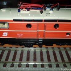 Trenes Escala: ROCO HO ELECTRIC LOKOMOTIVA OBB 1043 DIGITAL SONIDO ORIGINAL. Lote 182808211
