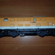 Trenes Escala: ROCO HO LOCOMOTORA COMSA 56 P114 DIGITAL. Lote 182816112
