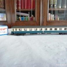 Trenes Escala: ROCO H0 44747 VAGÓN PASAJEROS 1ª CLASE DB NUEVO NEW OVP. Lote 182981433
