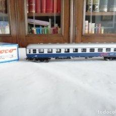 Trenes Escala: ROCO H0 45174 VAGÓN PASAJEROS 1ª CLASE DB ESG NUEVO NEW OVP. Lote 182982671