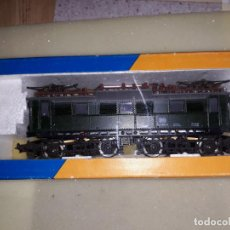 Trenes Escala: LOCOMOTORA ELECTRICA ROCO H0 BR144 509-7 DB. Lote 183434080