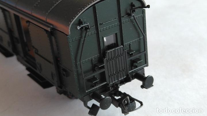 Trenes Escala: ROCO H0 VAGÓN FURGÓN EQUIPAJES.REF 4204. EN CAJA - Foto 5 - 183527227