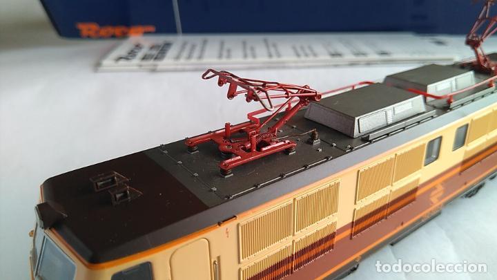 Trenes Escala: ROCO H0, LOCOMOTORA ELÉCTRICA RENFE 250-603.8,ESTRELLA, DIGITAL, EN CAJA.VÁLIDA IBERTREN,ETC - Foto 8 - 183606786