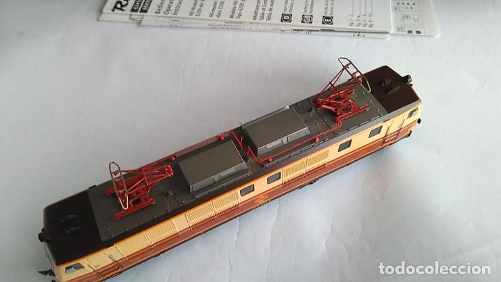 Trenes Escala: ROCO H0, LOCOMOTORA ELÉCTRICA RENFE 250-603.8,ESTRELLA, DIGITAL, EN CAJA.VÁLIDA IBERTREN,ETC - Foto 9 - 183606786