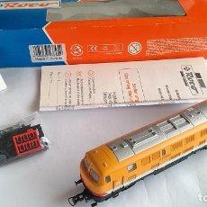 Trenes Escala: ROCO H0 LOCOMOTORA DIESEL, DIGITAL. COMO NUEVA, EN CAJA. . Lote 183609310