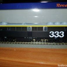Trenes Escala: ROCO HO LOCOMOTORA DIESEL 333 RENFE SONIDO ORIGINAL 72976. Lote 184624465