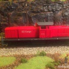 Trenes Escala: ROCO H0 LOCOMOTORA DIESEL 63952 (50). Lote 186118367