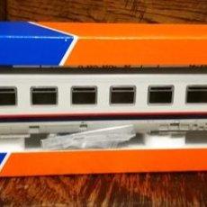 Trenes Escala: VAGON ROCO H0 45401 PASAJEROS. Lote 186306466
