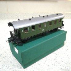 Trenes Escala: ROCO. VAGÓN DE PASAJEROS DE LA DB ALEMANA. SEGUNDA CLASE. Lote 186349276