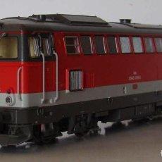 Trenes Escala: LOCOMOTORA DIESEL ROCO DE LA OBB DIGITAL REF 63901. Lote 186352411
