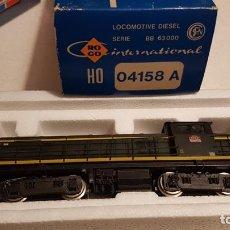 Trenes Escala: LOCOMOTORA ROCO 04158A HO H0.. Lote 187576506