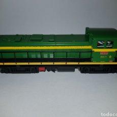 Trenes Escala: ROCO HO LOCOMOTORA RENFE 10702 VALENCIANA DIGITAL REF.63924. Lote 188662116