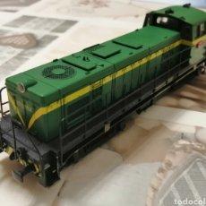 Trenes Escala: ROCO H0/HO. IBERTREN. LIMA. ELECTROTREN. LOCOMOTORA RENFE 307 VALENCIANA.. Lote 191114032