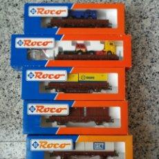 Trenes Escala: ROCO RENFE HO. Lote 191373320