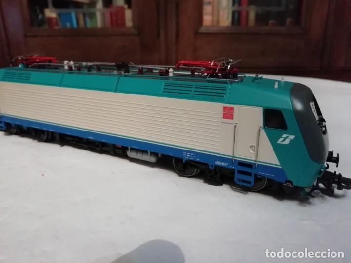 Trenes Escala: Roco H0 43826 Locomotora Eléctrica 412.004 FS Digital Nuevo New OVP - Foto 6 - 191896158